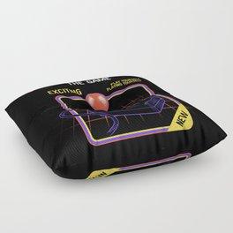 Video Game Floor Pillow