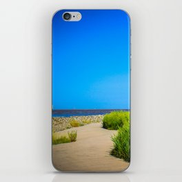North Sea - Romance iPhone Skin