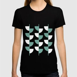 Pastel Green Slices in The Summer Shade T-shirt