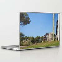 diablo Laptop & iPad Skins featuring Punta del Diablo by BamBam Photo