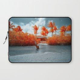 house at the beach Laptop Sleeve