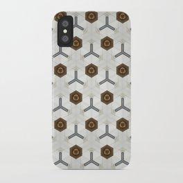 Kaleidoscope 005 iPhone Case