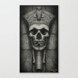 Akhenhaten Canvas Print