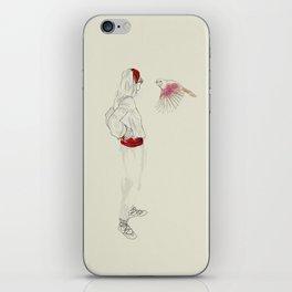 mies iPhone Skin