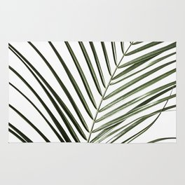 Palm Leaves 8 Rug