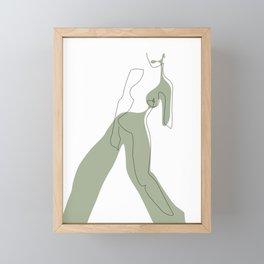 Go Oversized Framed Mini Art Print
