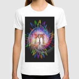 Abstract perfektion - Brooklyn Bridge T-shirt