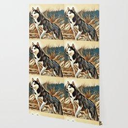The Siberian Husky Wallpaper