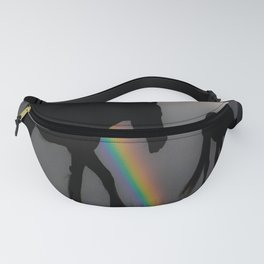 Silhouette of Color Fanny Pack
