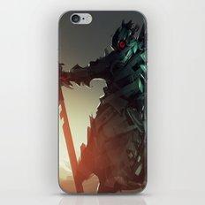Dark Thorn King iPhone & iPod Skin