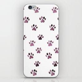 Paws iPhone Skin