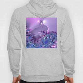 Stormy fractal waters and the lighthouse Hoody