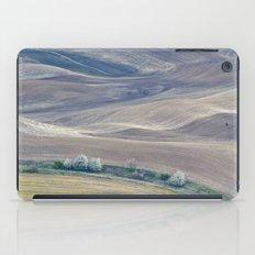 Palouse Abstract II iPad Case