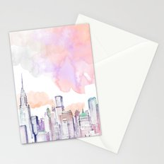 Pastel NYC Stationery Cards