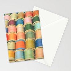 Sew a Rainbow Stationery Cards