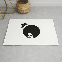 Keith Jarret Rug