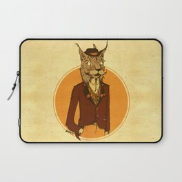{Bosque Animal} Lince Laptop Sleeve