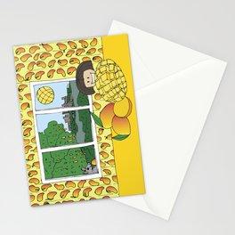 Mango Season Stationery Cards