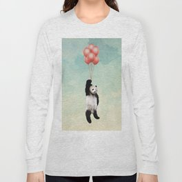Pandalloons *** Long Sleeve T-shirt