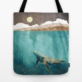 Light Beneath Tote Bag