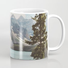 Moraine Lake II Banff National Park Coffee Mug