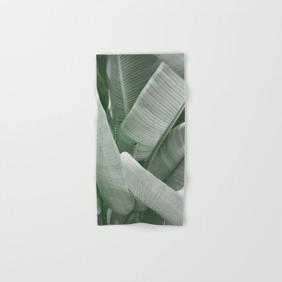 Botanical Hand & Bath Towel