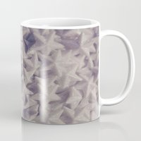 starry night Mugs featuring Starry Starry Night (3) by Karin Elizabeth