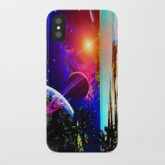 Another world Paradise iPhone X Slim Case