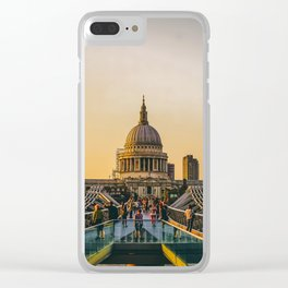 St. Pauls Clear iPhone Case
