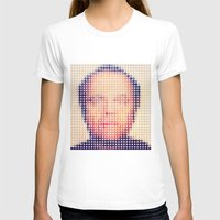 jack nicholson T-shirts featuring Jack of dots by lev man