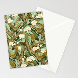 Tropical Jungle Stationery Cards