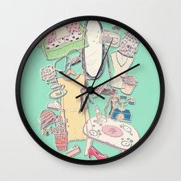 Vintage Me Wall Clock