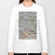 Roof Tiles Long Sleeve T-shirt