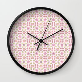 Hanami Nummies | Blush Wall Clock
