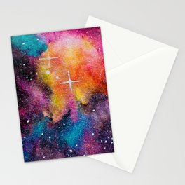 Gaseous Nebula Stationery Cards