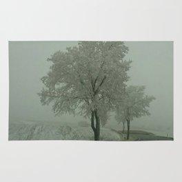 Winter Landscape - Austria Rug