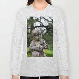 statue serenade Long Sleeve T-shirt