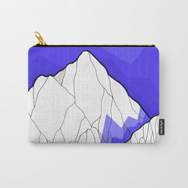 The Deep Blue Hills Carry-All Pouch