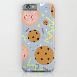 Kookie Gray iPhone Case