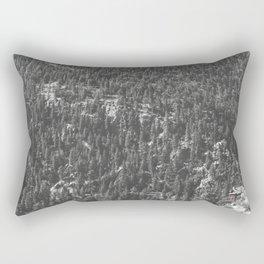 House on the Hill Rectangular Pillow