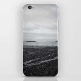 The World On Your Shoulders iPhone Skin