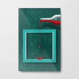 Good drops Metal Print