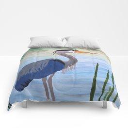 Heron Shore Comforters