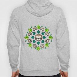 Mandala Sloth Hoody