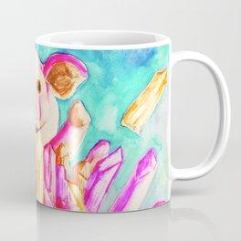 Porky Crystal Power Coffee Mug