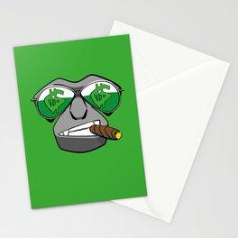 Gibbon Trader Stationery Cards