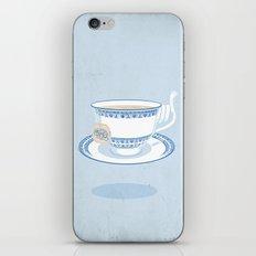 Royal Tea iPhone & iPod Skin