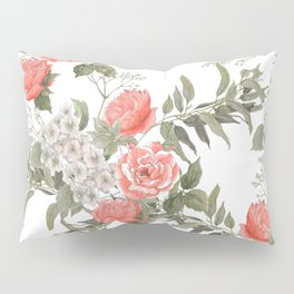 The Master Gardener #PorcelainWhite Pillow Sham