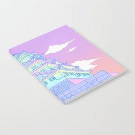 Osaka Castle Notebook