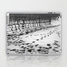 Snowy Vineyard Laptop & iPad Skin